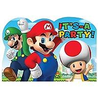 Invitez tous vos amis à votre fête, grâce à ces cartes d'invitations sur lesquelles vous pourrez spécifier toutes les informations utiles.