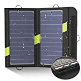 X-DRAGON Solarladegerät 14W 2-Port USB Outdoor
