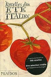Recettes d'un été italien