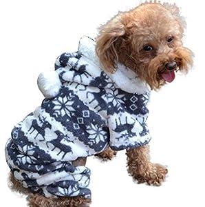 Pet Chien Animaux Vêtement Mode Nouveau Compagnie De Style Chaud Chauds Chiot Combinaison Veste à Capuche Doggy Apparel