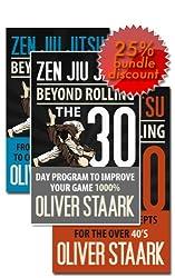 Zen Jiu Jitsu - Kindle Publishing Package: 30 Day Protocol + White to Blue + BJJ Over 40 (English Edition)