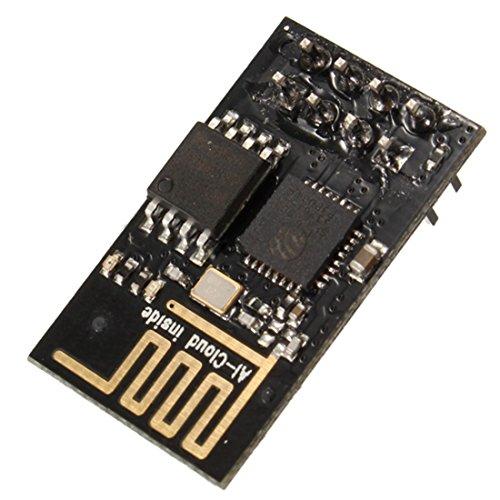 TOOGOO(R) ESP8266 01 WIFI TransceiveR Board Module Senden Empfangen (Entwicklung Mac-anwendung)