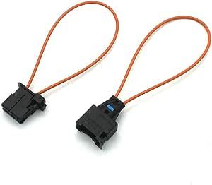 Modify Gt Most Lichtwellenleiter Buchse Adapter 2 Stück Auto