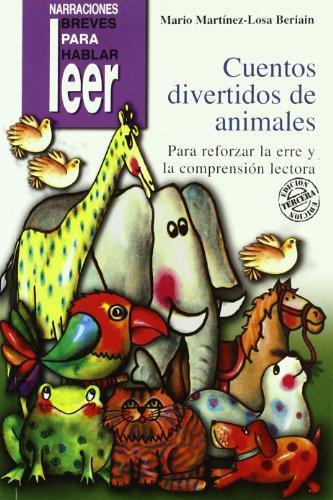 Cuentos divertidos de animales por Mario Martinez Losa