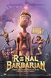 Posters Ronal Barbaren Film Mini-Poster 28 cm x43cm 11inx17in