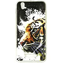TPU Carcasa para Funda ZTE Grand S Flex Funda Case Cover