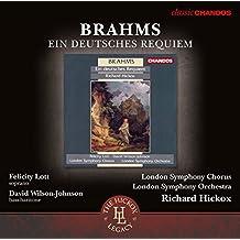 Brahms / Ein Deutsches Requiem