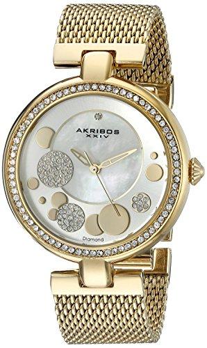 Montre bracelet - Femme - Akribos XXIV - AK881YG