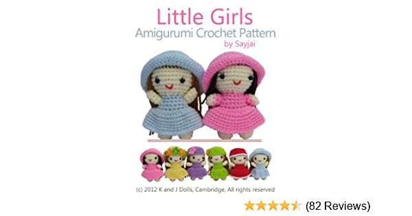 Amigurumi Pattern Momo English Doll Pattern Crochet | Etsy | 315x600