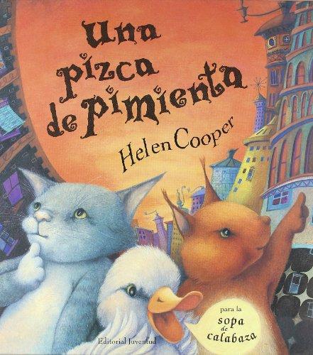 Una Pizca de Pimienta por Professor of English Language and Literature Helen Cooper (Ro