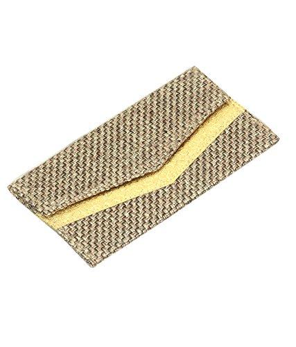 Kuber Industries™ Shaadi Money Envelopes - Pack of 3 (Jute Design)