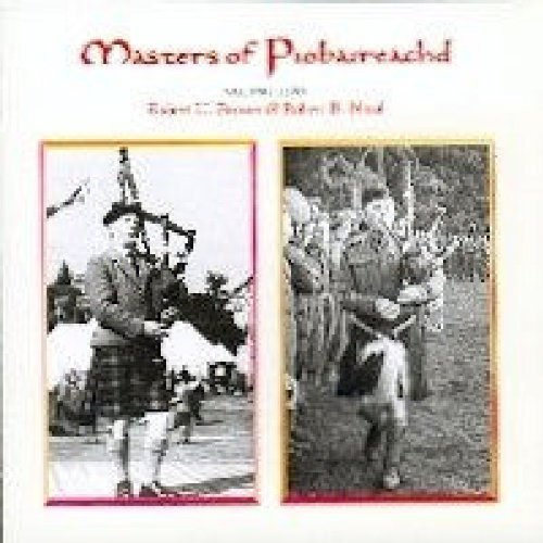 Vol. 7-Masters of Piobaireachd by Robert U Brown