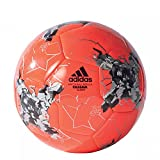 adidas Confed Glider Balón, Hombre, Rojo (Rojsol / Plamet / Negro), 4