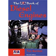 The RYA Book of Diesel Engines by Tim Bartlett (2002-07-31)