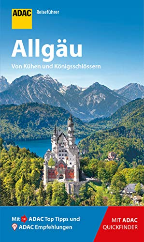 ADAC Reiseführer Allgäu ()