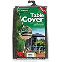 Kingfisher–Funda para mesa, color verde