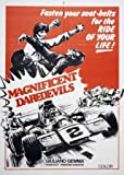 Posters Magnificent daredevils das Filmplakat 61cm x 91cm 24inx36in