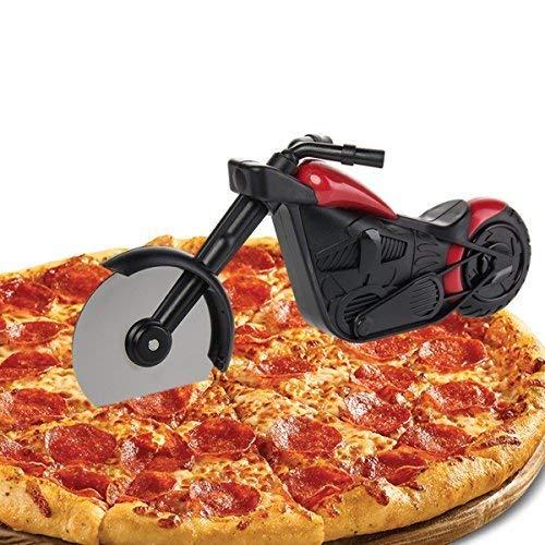 Pizzaschneider Motorrad - 5