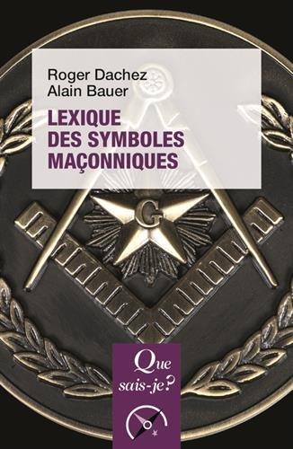 Lexique des symboles maçonniques par From Presses Universitaires de France - PUF