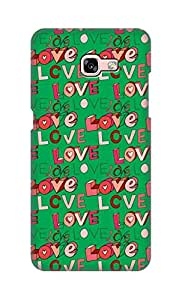 ZAPCASE Printed Back Cover for Samsung Galaxy A5 (2017)