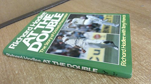 At the Double: Story of Cricket's Pacemaker por Richard Hadlee