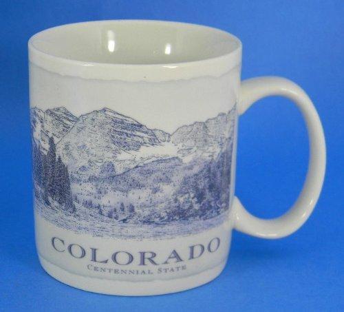 Starbucks Colorado State Sammeltasse