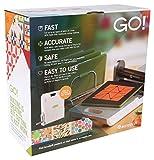 AccuQuilt 55100S Go! Fabric Cutter Stoff Stanzmaschine