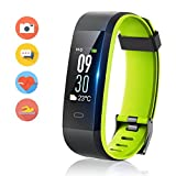 Best Fitness Trackers - Smart Fitness Band, HolyHigh 115C Fitness Tracker Watch Review