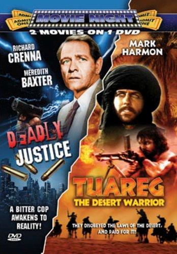 Bild von Deadly Justice & Taureg: Desert Warrior [Import USA Zone 1]