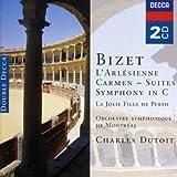 Bizet: L'Arlesienne & Carmen Suites