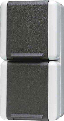 Price comparison product image Jung AP/WD Doppel-Steckdose