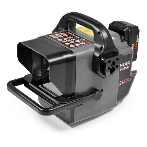 Preisvergleich Produktbild RIDGID 45158 SeeSnake CS6Pak Digital Recording Monitor with Capture to USB for All SeeSnake Plumbing Camera Snake Reels (Battery Sold Separately)