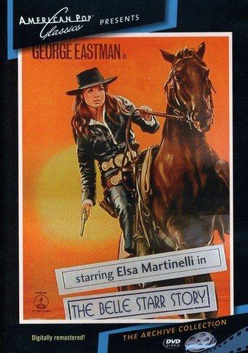 Bild von Belle Starr Story [DVD] [Import]