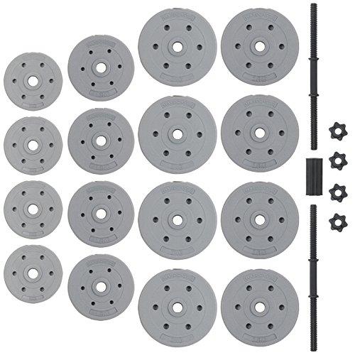 Zoom IMG-3 hardcastle set bilanciere regolabile argento
