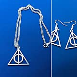 Generic Fashion Necklace For Harry Potter Deathly Hallow Fans