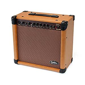 Eagletone Barrow Ampli guitare acoustique 40W Marron