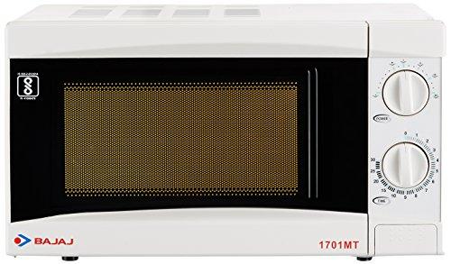 Bajaj 17 L Solo Microwave Oven (1701 M...