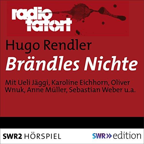 Radiotatort (89) Brändles Nichte (Hugo Rendler) SWR 2015