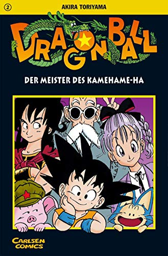 Dragon Ball, Bd.2, Der Meister des Kamehame-Ha (Buch Dragon 4 Ball)