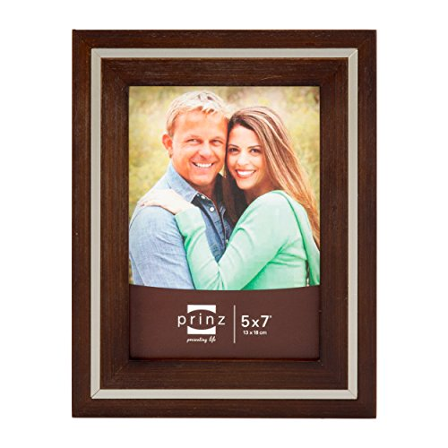 prinz-holden-wood-frame-with-pewter-metal-inlay-5-x-7-dark-walnut