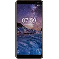 Nokia 7 Plus Sim-free Smartphone - Black