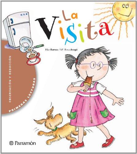 LA VISITA (Primeras lecturas) por Mª Rosa Aragó