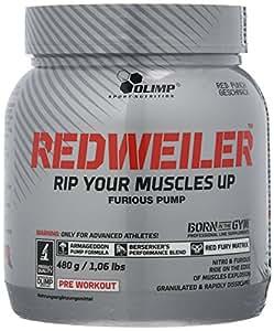 Olimp Redweiler Red Punch, 1er Pack (1 x 480 g)