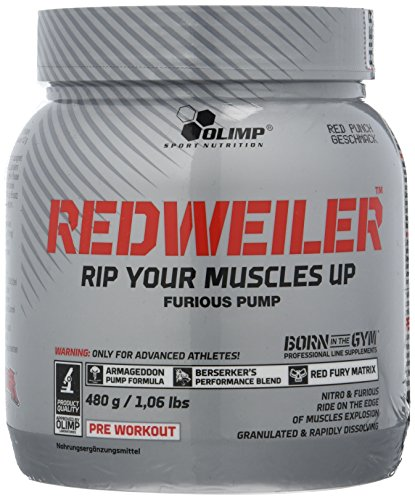OLIMP Redweiler Red Punch