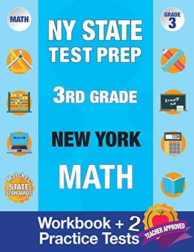 NY State Test Prep 3rd Grade New York Math: New York 3rd Grade Math Test Prep, 3rd Grade Math Test Prep New York, Math Test Prep New York, Math Test Prep Grade 3 NYC, 3 Grade Test Prep Books for Math State Test New York, CCLS Common Core Grade 3 por New York Standards Test Prep Team