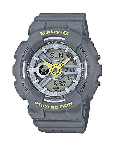 Casio Damas Watch Baby-G Reloj BA-110PP-8A