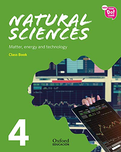 New Think Do Learn Natural Sciences 4. Class Book. Matter, energy and technology (National Edition)