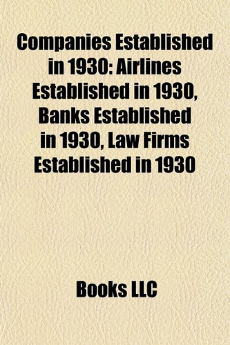 companies-established-in-1930-texas-instruments-dassault-aviation-hostess-brands-publix-boosey-hawke