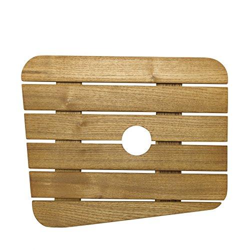 Jan Kurtz Fill - Up Robinien - Holz Abdeckung für Schirmständer 490452 fillup design Sebastian Herkner