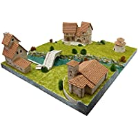 AEDES Set para dioramas Rurales en Caja DE 37x 26x 7cm 1456